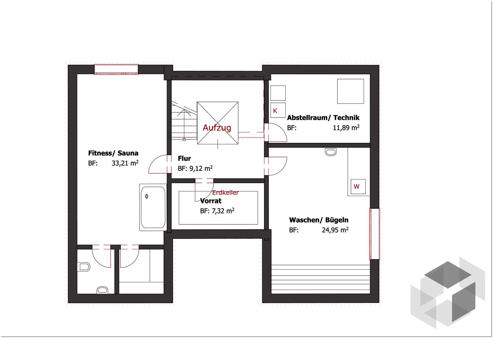 westfalen von becker 360 komplette daten bersicht. Black Bedroom Furniture Sets. Home Design Ideas