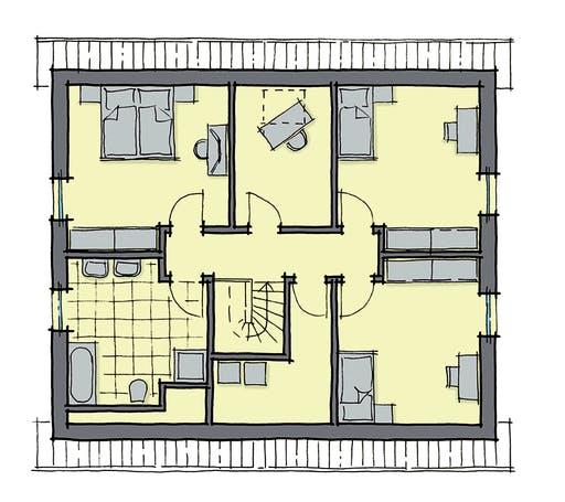 Valencia WhiteLine Floorplan 2