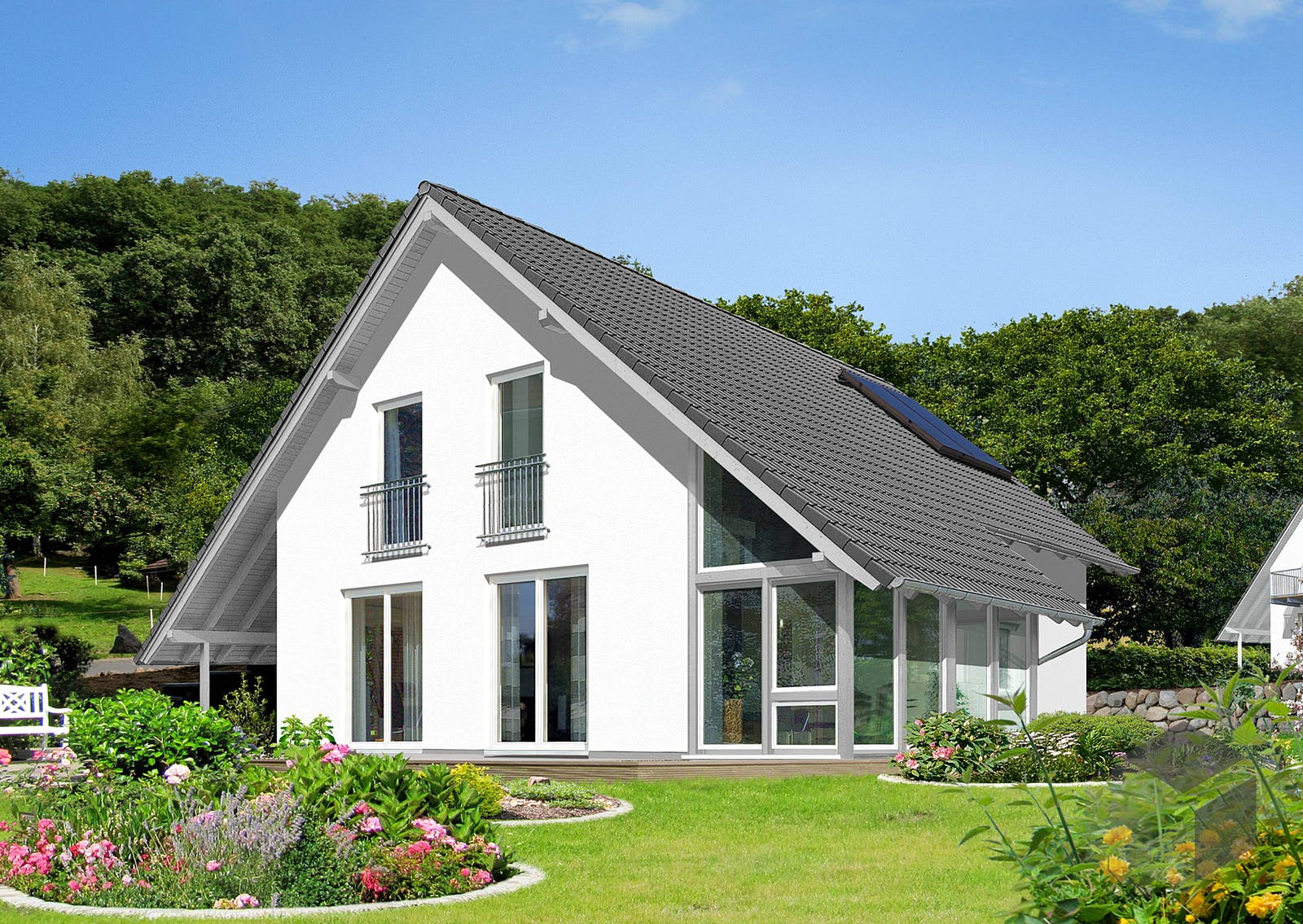 wintergartenhaus 118 von town country haus komplette daten bersicht. Black Bedroom Furniture Sets. Home Design Ideas