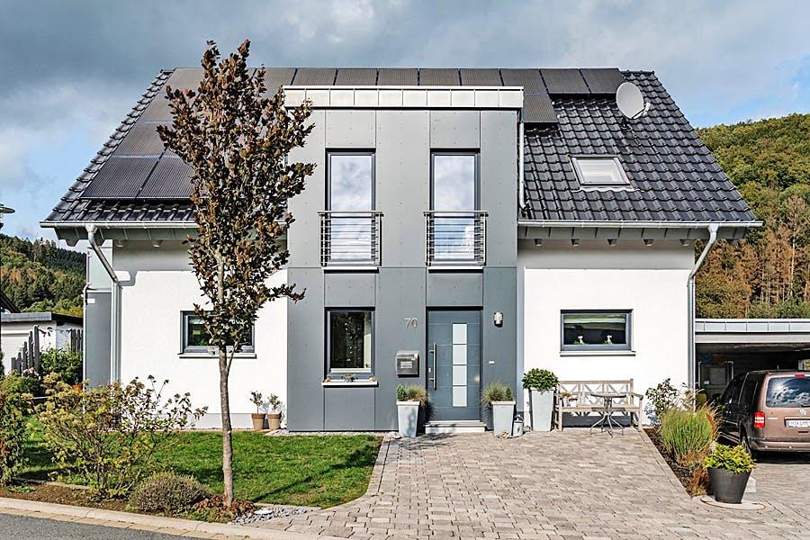 Winterhoff - Beispielhaus 1