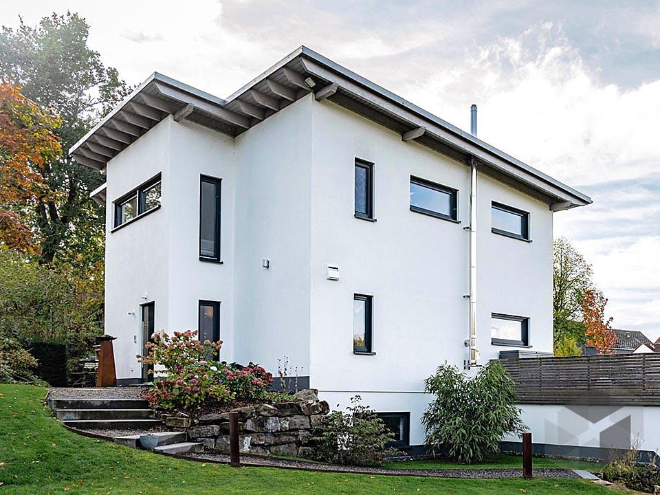 Bauhaus-Stil von Winterhoff Außenansicht