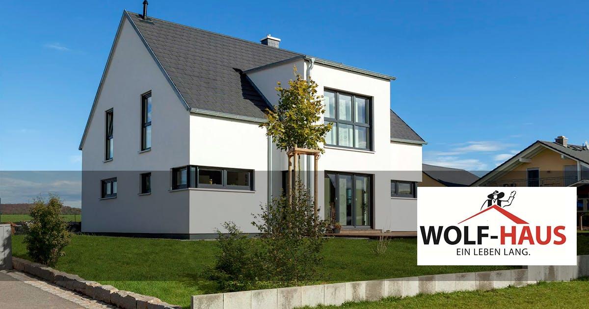 Wolf-Haus: Alle Details zum Fertighaus-Anbieter | Fertighaus.de