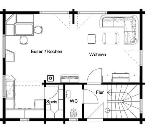 Wolfenbrück Floorplan 1