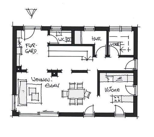 Wolfsystem Kundenhaus Straßlach Floorplan 1