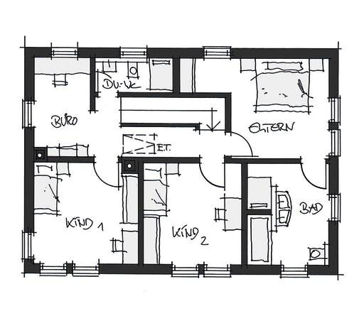 Wolfsystem Kundenhaus Straßlach Floorplan 2