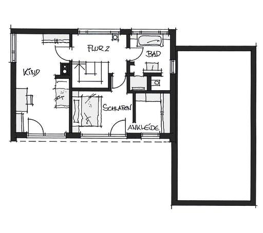 Wolfsystem Kundenhaus Schwabmünchen Floorplan 2