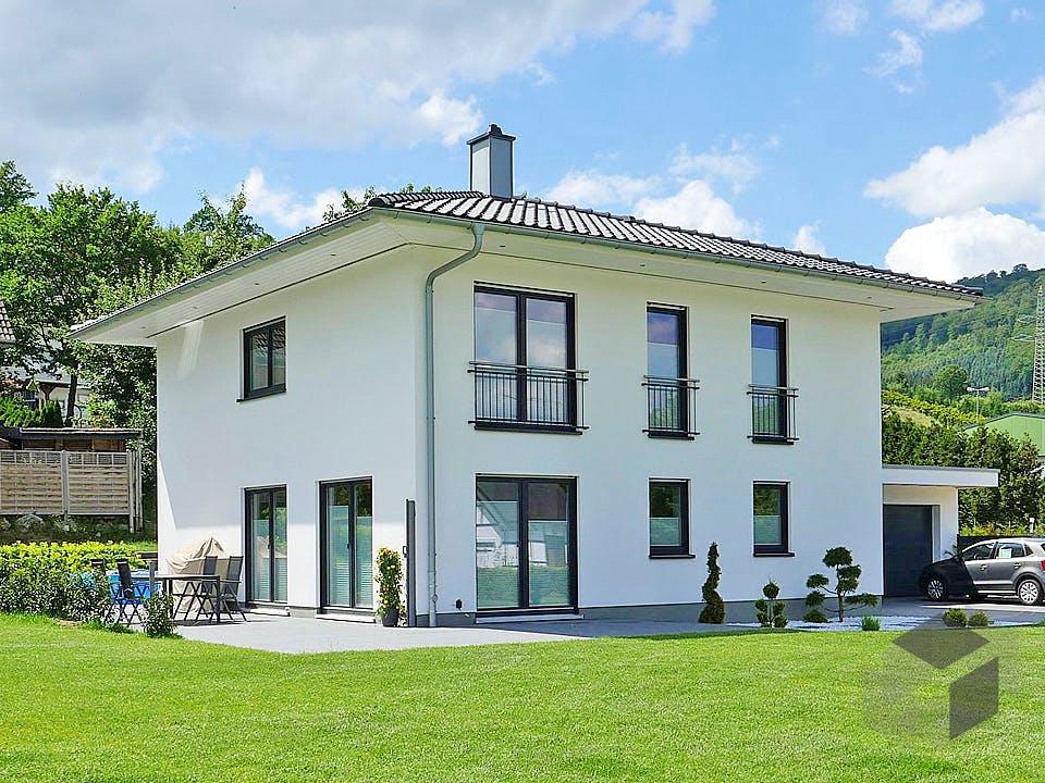 Haus Bültmann von Wiese und Heckmann Außenansicht
