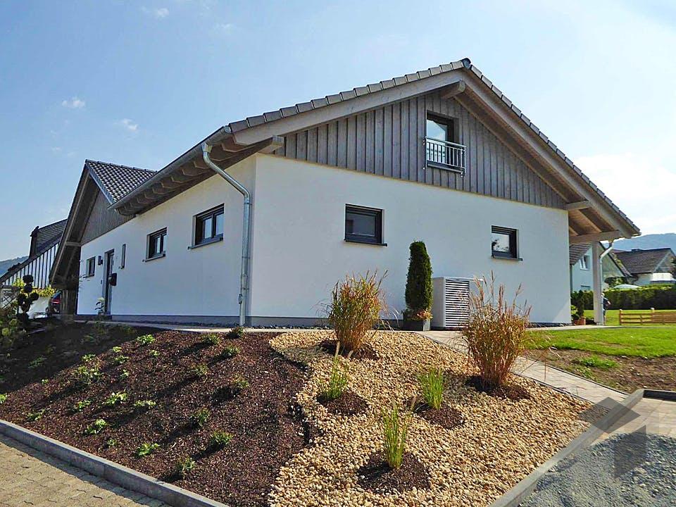 Haus Kissel von Wiese und Heckmann Außenansicht
