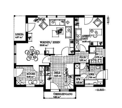 York 124/1.0 floor_plans 1