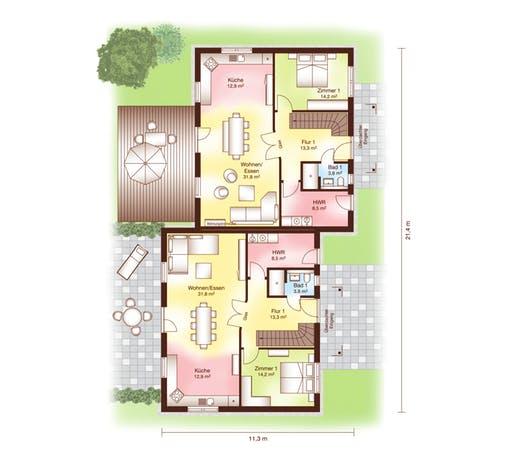 Ystad Floorplan 1