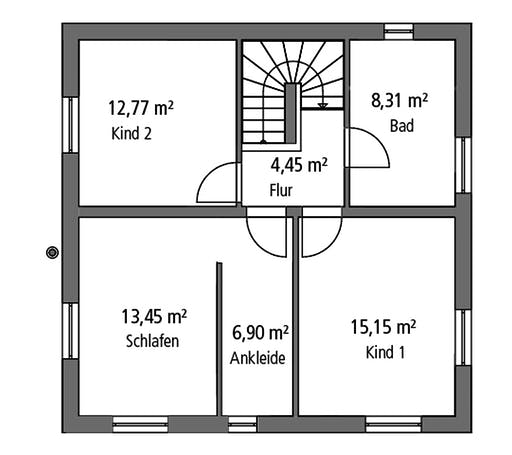 Ytong Bauhaus 122 Floorplan 2