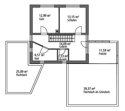 Ytong Bauhaus 146 Floorplan 2