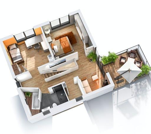 Ytong Bauhaus 146 Floorplan 4