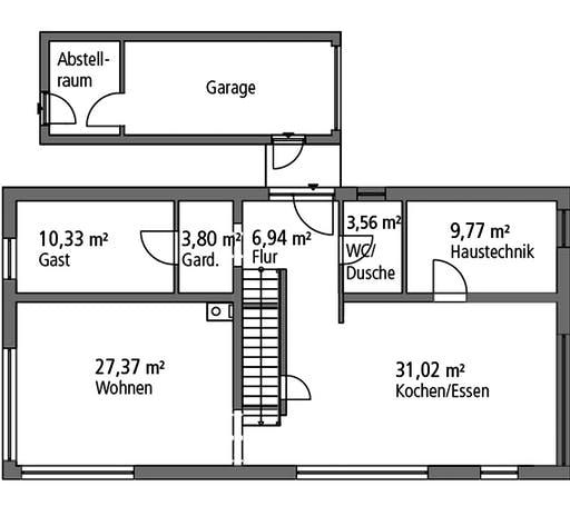 Ytong Bauhaus 182 Floorplan1