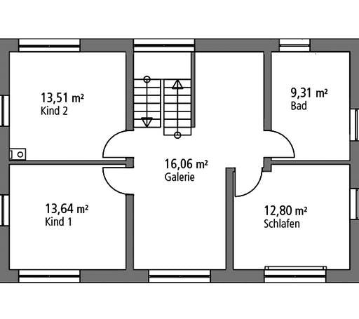 Ytong Einfamilienhaus 139 Floorplan 2