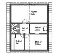 Einfamilienhaus EFH 143 Grundriss
