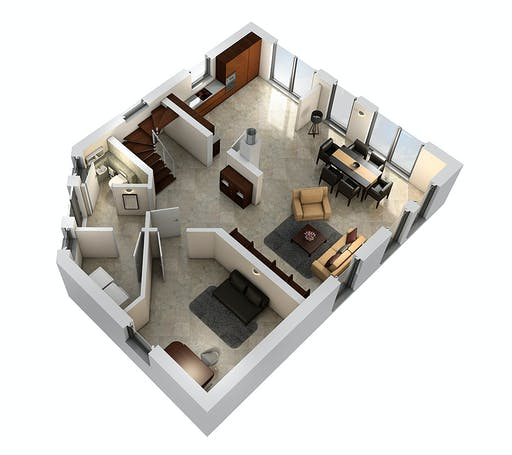 Ytong Einfamilienhaus 143 Floorplan 3