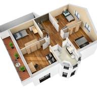 Einfamilienhaus EFH 190 Grundriss