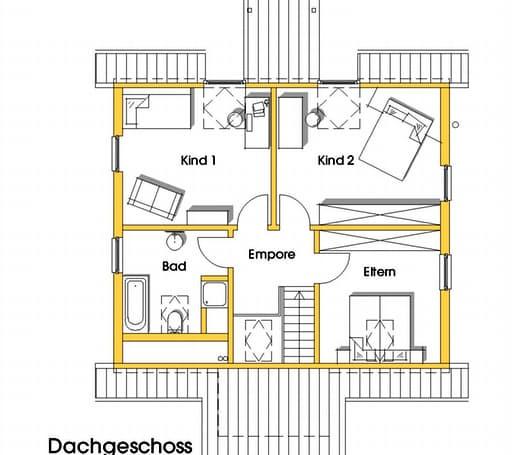 Yvonne (KfW-Effizienzhaus 55) floor_plans 0