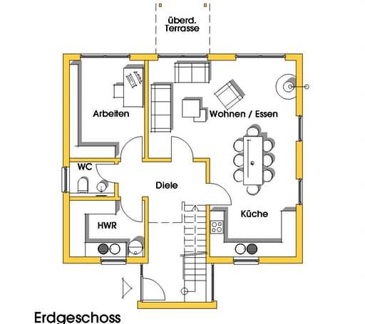 Yvonne (KfW-Effizienzhaus 55) floor_plans 1