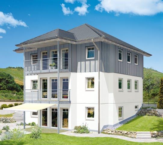 Mehrfamilienhaus mit 3 Etagen