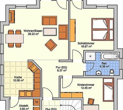 Z 113.10 Floorplan 1