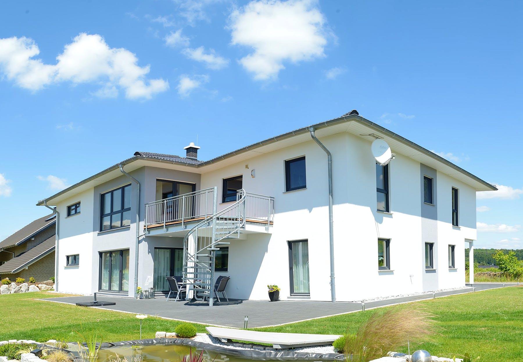 Haus Mit Einliegerwohnung Planen Bauen Hauser Infos