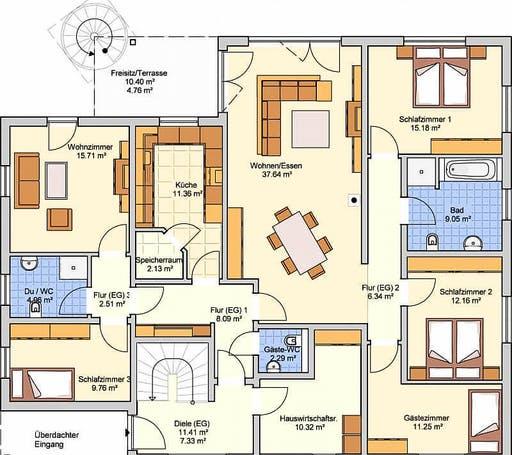 Z 202.10 Floorplan 1