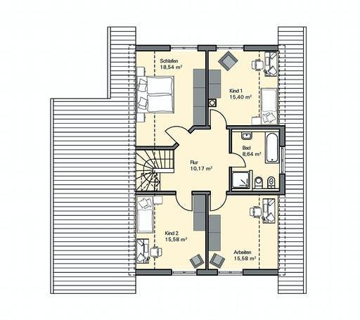 Zaunmüller - Eichner Floorplan 2