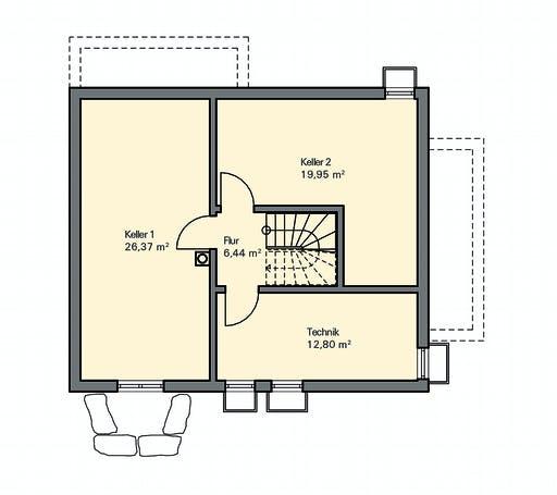 Zaunmüller - Fichtner Floorplan 3