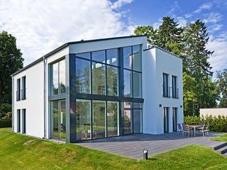 Kundenhaus Jonas von Witt Zimmerei Außenansicht 1