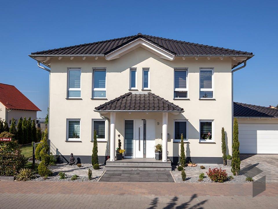 Kundenhaus Lindner von Witt Zimmerei Außenansicht