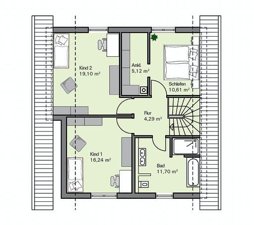 Zaunmüller - Maiwald Floorplan 2