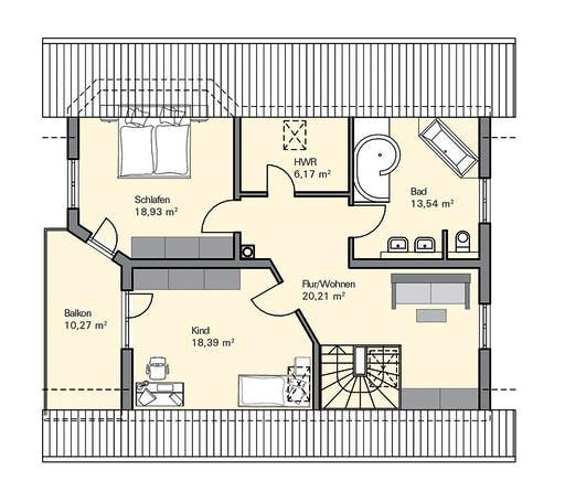 Zaunmüller - Niedermayer Floorplan 2