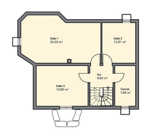 Zaunmüller - Niedermayer Floorplan 3