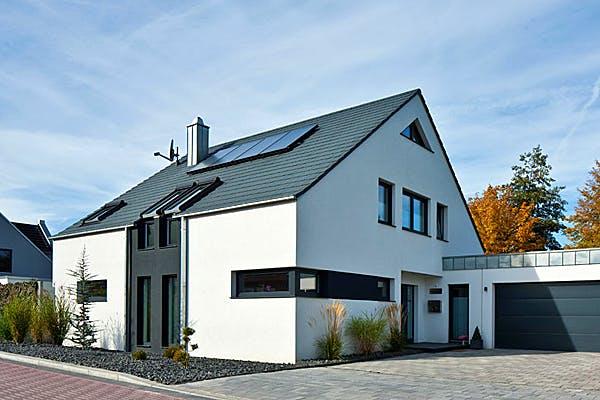 Großes Satteldachhaus von Zaunmüller