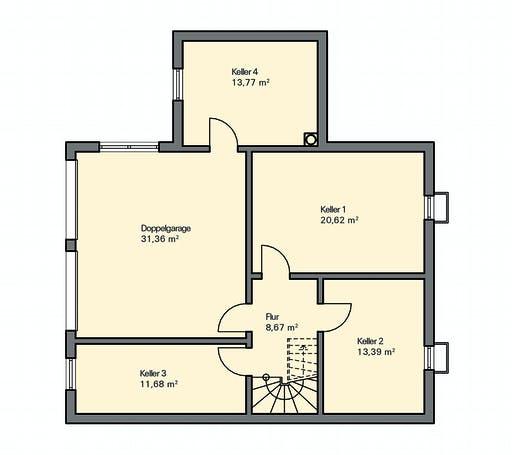 Zaunmüller - Tengelmann Floorplan 3