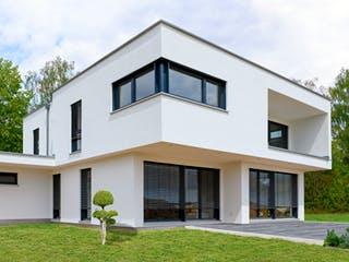Einfamilienhaus mit Keller & Garage von Ziegler Haus Außenansicht 1