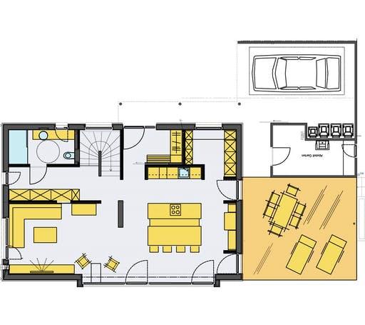 Zimmerer-Profi - Design Haus 1 Floorplan 1