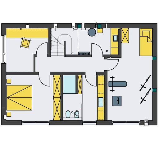 Zimmerer-Profi - Design Haus 1 Floorplan 2