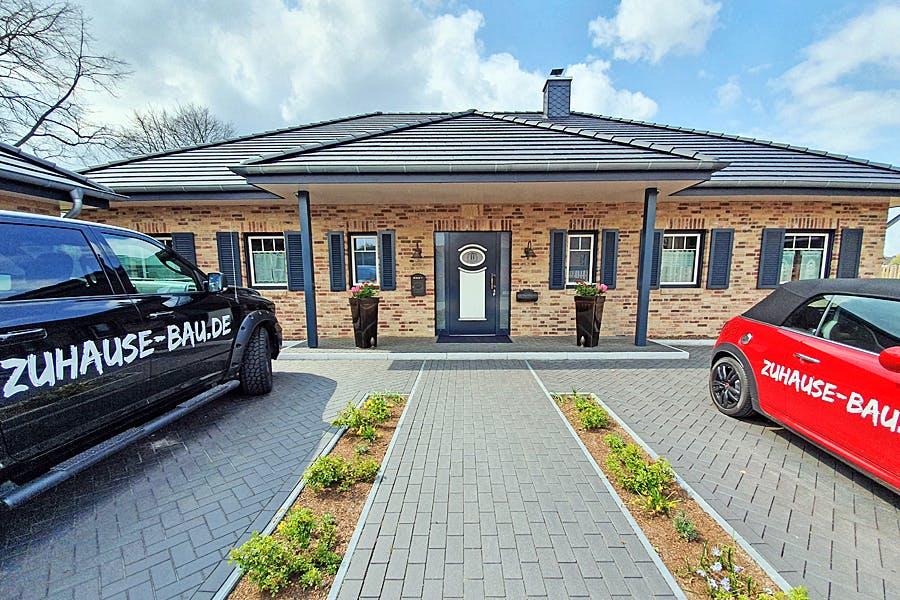 ZuHause - Beispielhaus Bungalow 160