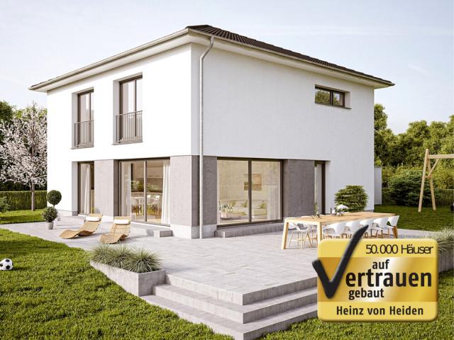 Heinz von Heiden 50000 Häuser
