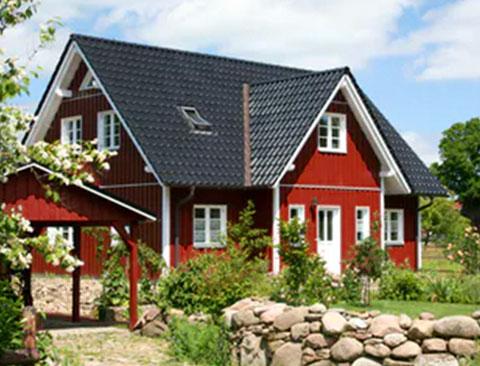 Bausatzhaus