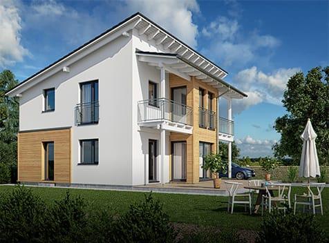 Fertighaus.de - bester Überblick für Preise, Häuser & Anbieter